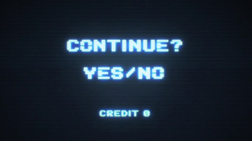 Continue Screen | Blackasotan